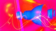 photo abstrait lampe lumiere lampadaire : Pump up the volume