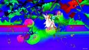 photo fruits fraise fee boule de cristal magie : Songe de fées