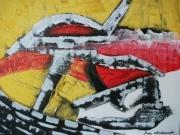 tableau abstrait : TABALU