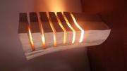 deco design autres lampe ambiance sculpture design : Lampe PiK