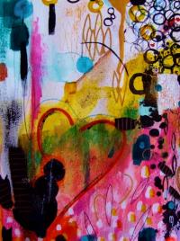 Abstrait Coeur