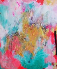 Art Abstrait Paysage