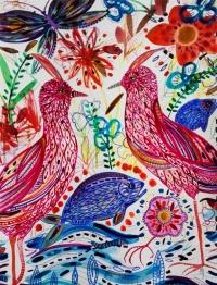 Oiseaux Poissons