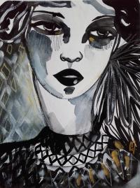 Femme Portrait