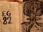 autres scene de genre explosion atomique autoportrait : E.G. 82