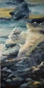 tableau paysages nuages paysage ciel orage : Nuages 1