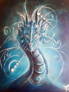 tableau autres dragon fantaisy : Dragon