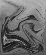 art numerique animaux oiseau titan mer huile transfiguration : ENVOL