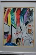 tableau personnages maroc : Marrakech