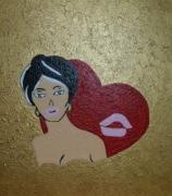 dessin autres st valentin cadeau offrir amoureux : Peinture pour la St Valentin N° 72