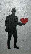 dessin autres st valentin cadeau offrir amoureux : Peinture pour la St Valentin N° 66