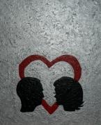 dessin autres st valentin cadeau offrir amoureux : Peinture pour la St Valentin N° 41