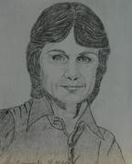 dessin personnages : Claude François N° 11