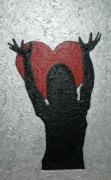 dessin autres st valentin cadeau offrir amoureux : Peinture pour la St Valentin N° 63