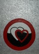dessin autres st valentin cadeau offrir amoureux : Peinture pour la St Valentin N°  35