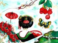 L'univers poétique des geishas