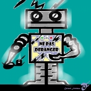art numerique autres robotisation tasse ,a cafe ne pas deranger sciencefiction : ROBOTISATION