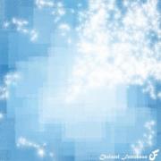 art numerique autres souffle vie ciel bleu : SOUFFLE DE VIE