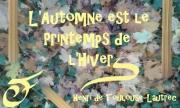 mixte paysages automne feuilles toulouselautrec citation : L'AUTOMNE