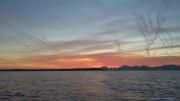 photo marine mediterranee ciel esterel iles de lerins : ENTRE CIEL ET MER