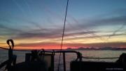 photo marine iles de lerins bateau esterel mediterranee : AUX ÎLES DE LÉRINS
