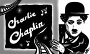 art numerique personnages charlie chaplin charlot films muets noir et blanc : CHARLIE CHAPLIN