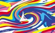 art numerique autres mer bateau marinfemme vents : DÈS QUE LE VENT SOUFFLERA