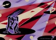 art numerique personnages saint claude chanson douleur amour : SAINT CLAUDE