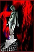 tableau creation couleur concept style : Pop art dans mes rouges