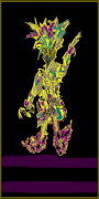 autres personnages creation couleur idee new art : TOTEM.6