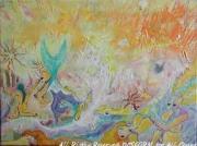 tableau paysages etherie peinture artiste desform desform savoie : ETHERIE