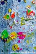 tableau personnages manekin peinture postcards desform : MANEKIN