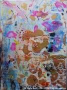 tableau abstrait chineaise peinture desform abstract : CHINE AISE