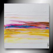 tableau abstrait tableau abstrait petit fait main : UNION