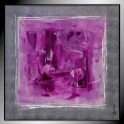 tableau abstrait tableau abstrait violet peinture : VICE-VERSA