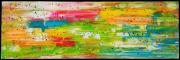 tableau abstrait tableau abstrait peinture contemporain : KYO