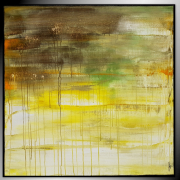 tableau abstrait tableau abstrait contemporain carre : Méa coule pas