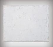 tableau autres tableau monochrome blanc et beige minimaliste : E12 / VENDU mais sur demande