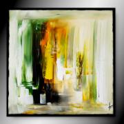 tableau abstrait tableau abstrait contemporain fait main : ALLURE