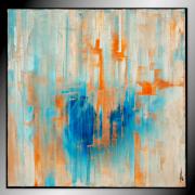 tableau abstrait tableau abstrait contemporain fait main : ARTIFICE