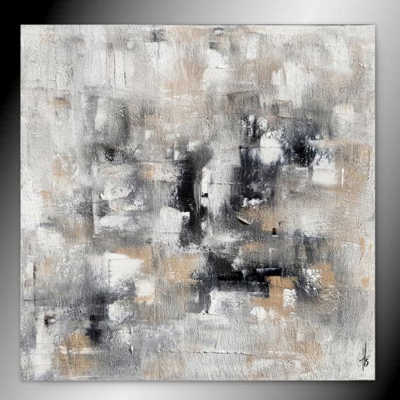 TABLEAU PEINTURE tableau peinture abstrait fait main Abstrait  - FOLLOW ME