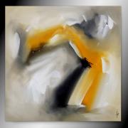 tableau abstrait tableau abstrait contemporain peinture : Nébuleuse