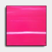 tableau abstrait tableau peinture rose abstrait : PINK DIAMOND/VENDU