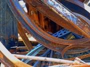 photo scene de genre metal calcine chared metal lichelm photos : METAL calciné