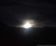 photo paysages moon face by lichelm visage de lune liche moon rise lune ascendante : VISAGE de LUNE