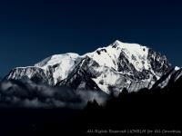 MONT BLANC Haute Savoie