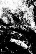 photo paysages nature paysage montagne noir et blanc : Figé
