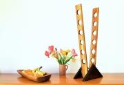 deco design autres lampe bois lampe design lampe haut de gamme lampe led : ROCANA