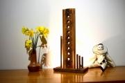 sculpture abstrait lampe bois lampe design lampe haut de gammel lampe led : furino