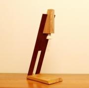 sculpture autres lampe bois lampe design lampe sculpture lampe led : AMARO